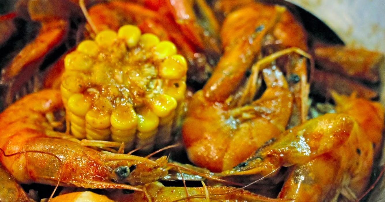 Bucket Shrimp Mactan